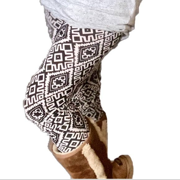 TRUE ROCK Pants - Boho Tribal Leggings